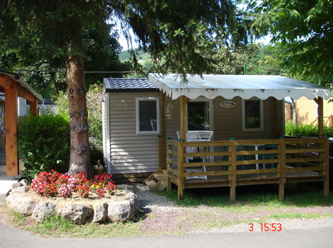 MOBIL-HOME 21m²